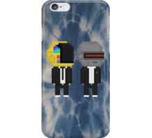 Daft Punk Pixel iPhone Case/Skin