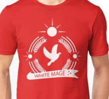 Final Fantasy White Mage Unisex T-Shirt