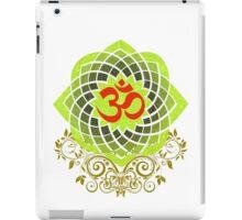 OM-Veda Mantra iPad Case/Skin