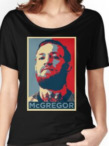 connor mc gregor Women's Relaxed Fit T-Shirt