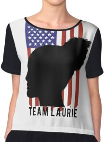 TEAM LAURIE Chiffon Top