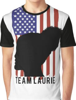 TEAM LAURIE Graphic T-Shirt