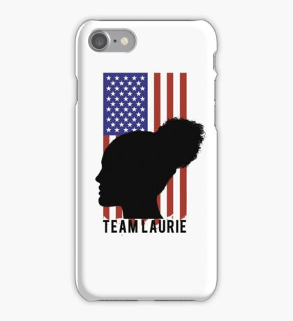 TEAM LAURIE iPhone Case/Skin
