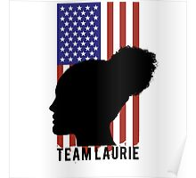 TEAM LAURIE Poster