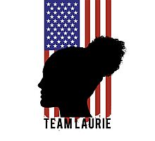 TEAM LAURIE Photographic Print