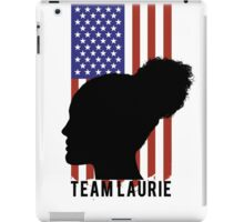 TEAM LAURIE iPad Case/Skin