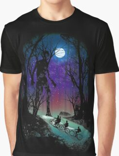 Stranger in the Woods Graphic T-Shirt