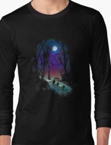 Stranger in the Woods Long Sleeve T-Shirt