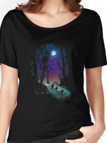 Stranger in the Woods Women's Relaxed Fit T-Shirt
