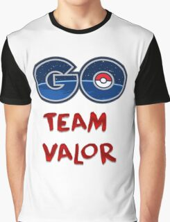 GO Team Valor - Pokemon Go Graphic T-Shirt
