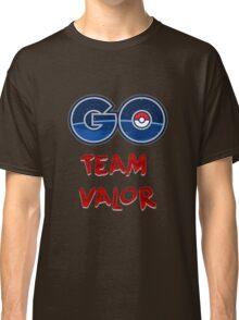 GO Team Valor - Pokemon Go Classic T-Shirt