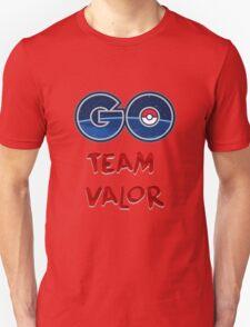 GO Team Valor - Pokemon Go Unisex T-Shirt