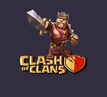 THE KING CLASH CLANS Unisex T-Shirt