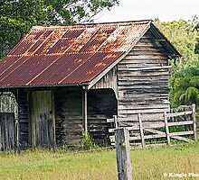 Old House at Forster by kingiephotos