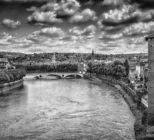 Verona by Dobromir Dobrinov
