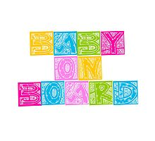 BABY ON BOARD by rafo