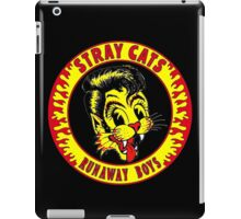 Stray Cats  (Runaway Boys) Colour iPad Case/Skin