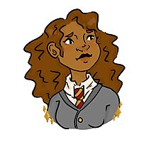 brightest witch of her age Photographic Print