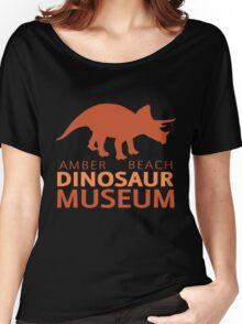 Amber Beach Dinos Women's Relaxed Fit T-Shirt