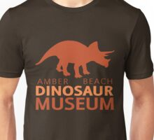 Amber Beach Dinos Unisex T-Shirt