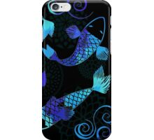 Peaceful Kois iPhone Case/Skin
