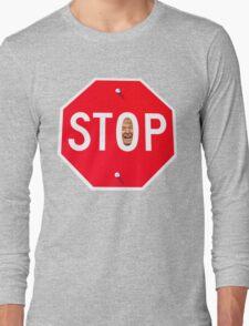 STOP TRUMP Long Sleeve T-Shirt