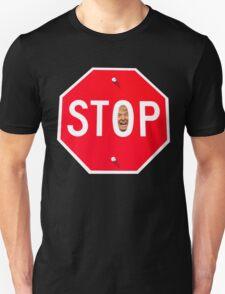 STOP TRUMP Unisex T-Shirt