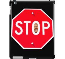 STOP TRUMP iPad Case/Skin