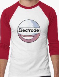 Electrode Men's Baseball ¾ T-Shirt