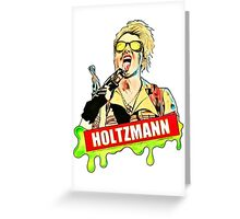 Holtzmann Greeting Card