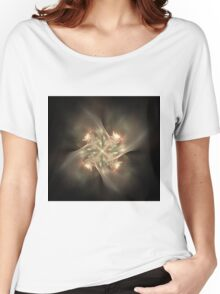 Ethereal Pinwheel Women's Relaxed Fit T-Shirt
