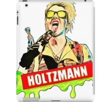 Holtzmann iPad Case/Skin