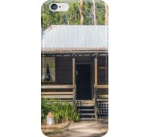 Home among the gum trees iPhone Case/Skin