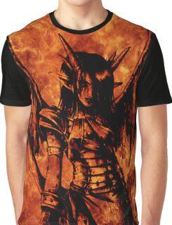 Fire Succubus  Graphic T-Shirt
