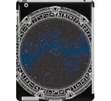 Stargate (white) iPad Case/Skin