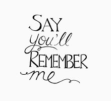 Remember Me (Customizable) Unisex T-Shirt