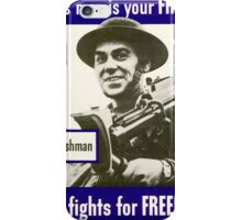 Independent Day iPhone Case/Skin