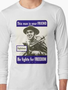 Independent Day Long Sleeve T-Shirt