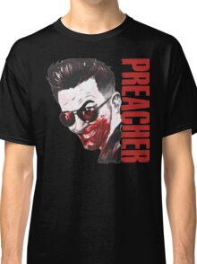 preacher - Arseface, Jesse, Tulip and Cassidy Classic T-Shirt
