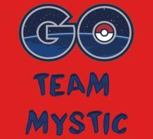 GO Team Mystic - Pokemon Go One Piece - Short Sleeve