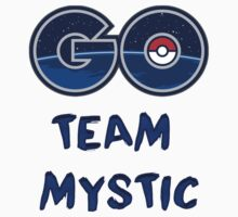 GO Team Mystic - Pokemon Go One Piece - Long Sleeve