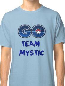 GO Team Mystic - Pokemon Go Classic T-Shirt