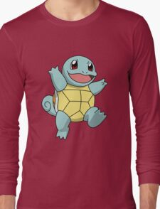 Squirtle - Pokemon Long Sleeve T-Shirt