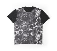 grey roses Graphic T-Shirt