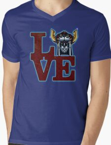 Love Voltron Mens V-Neck T-Shirt