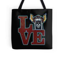 Love Voltron Tote Bag