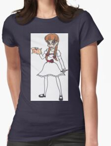 Annabelle Womens Fitted T-Shirt