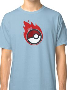 Poke Ball Team Valor GOgear!  Classic T-Shirt