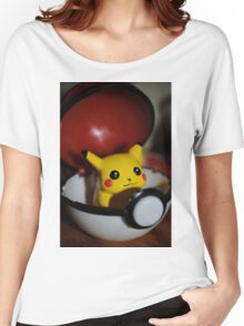 Pikachu Go! Women's Relaxed Fit T-Shirt