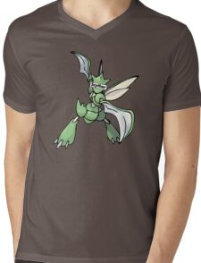 Scyther Mens V-Neck T-Shirt